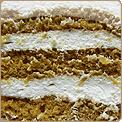 Elviolė torto skonis