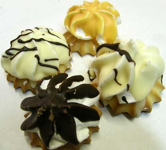 """Sausainiai """"Baltažiedė"""""""