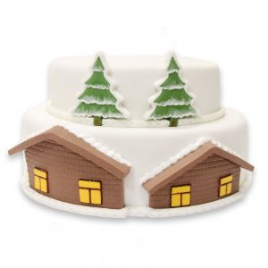 Commercial cakes