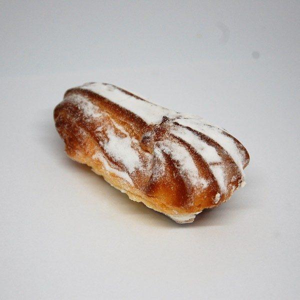Заварное печенье с манговым кремом